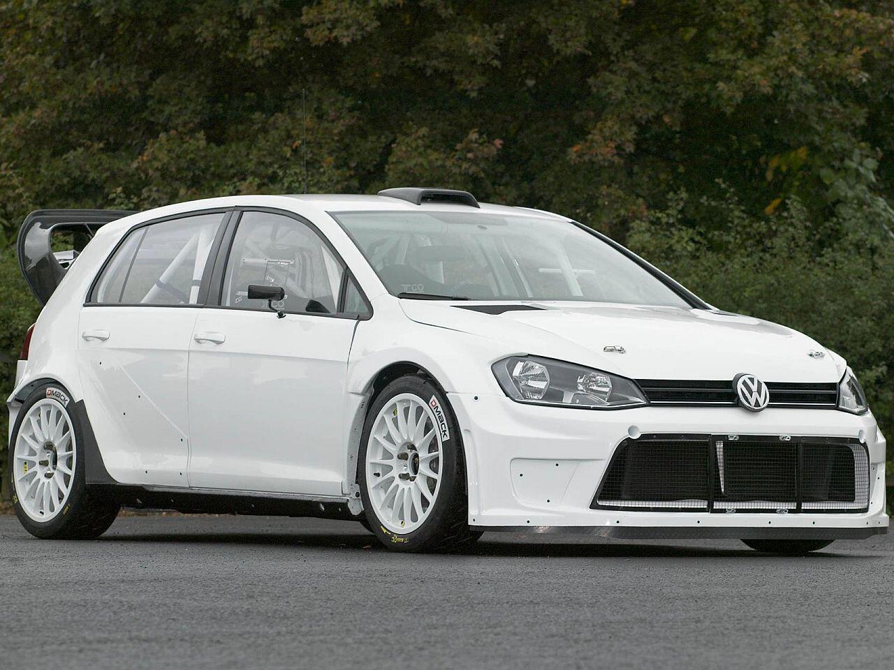 Bild zu VW Golf 7 von Prodrive