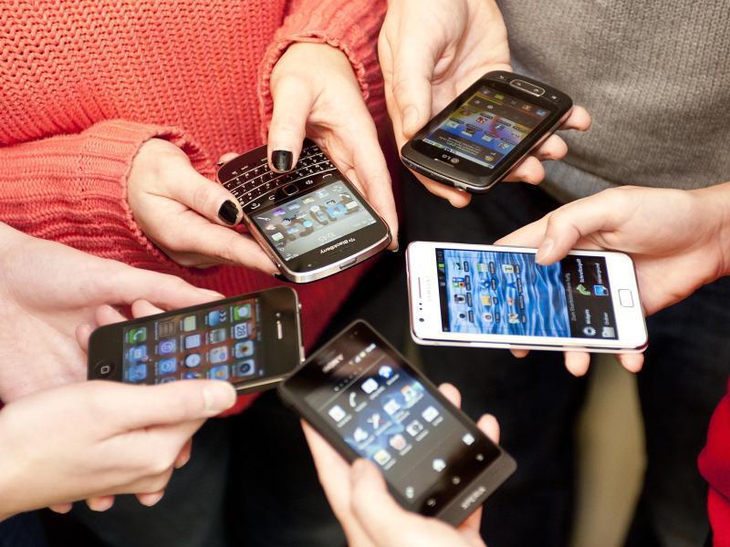 Bild zu Smartphones verschenken oder verkaufen
