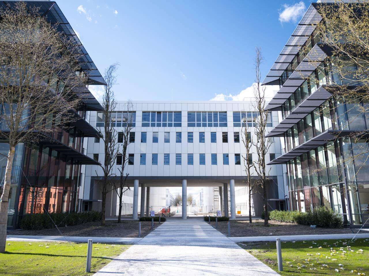 Bild zu BMW-Campus für autonomes Fahren in Unterschleißheim
