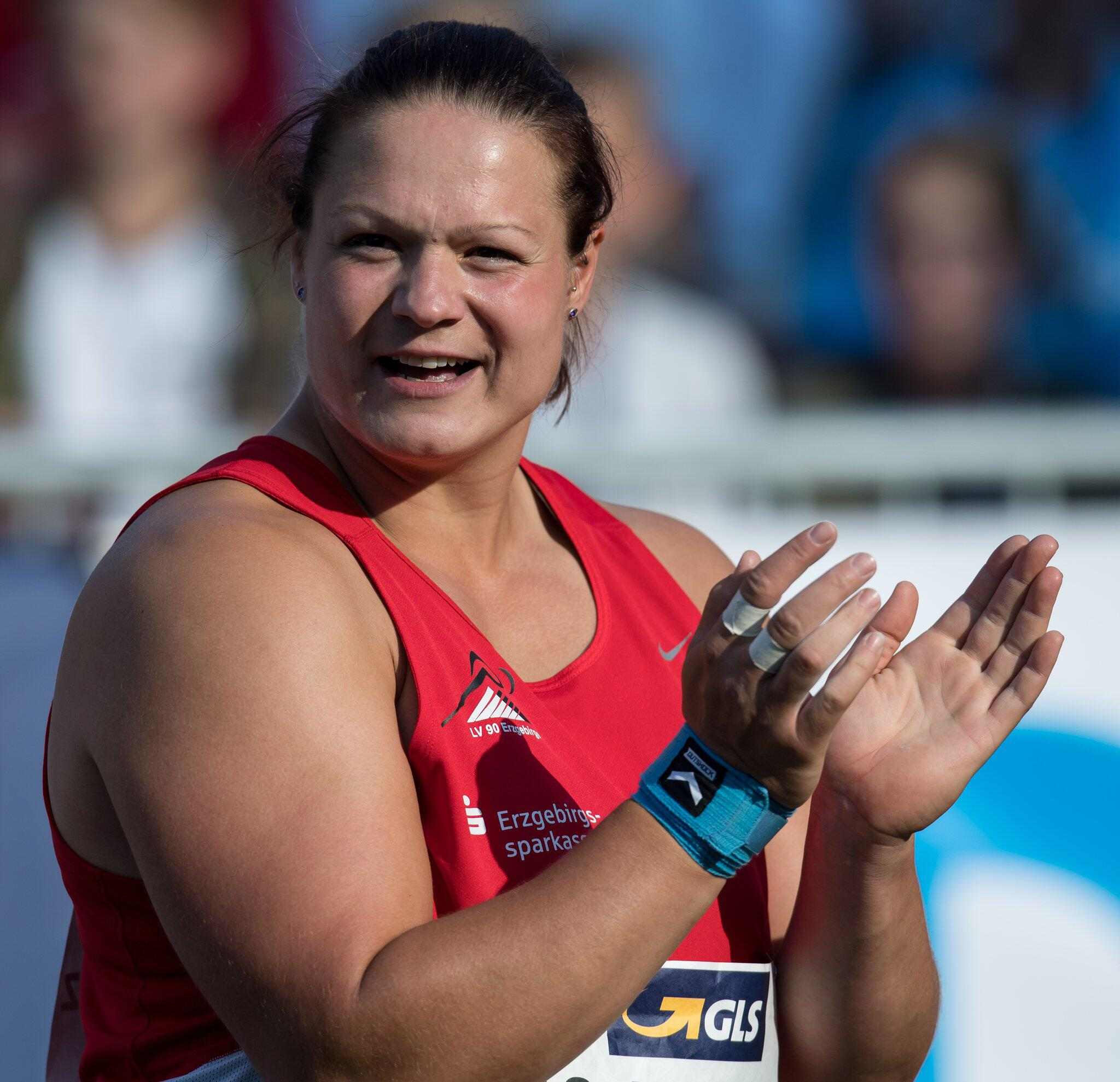 Bild zu 118th German Athletics Championship
