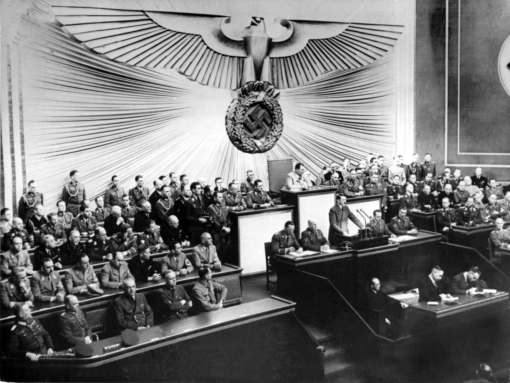 Bild zu zu dpa-Story: 80 Jahre nach Beginn des Zweiten Weltkriegs