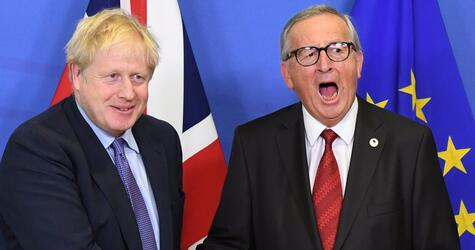 Gipfel der EU-Staats- und Regierungschefs in Brüssel