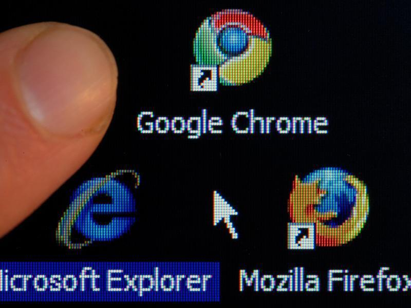 Bild zu Browserauswahl entfernt