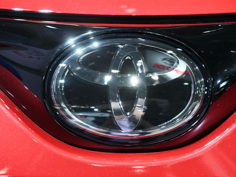 Bild zu Toyota