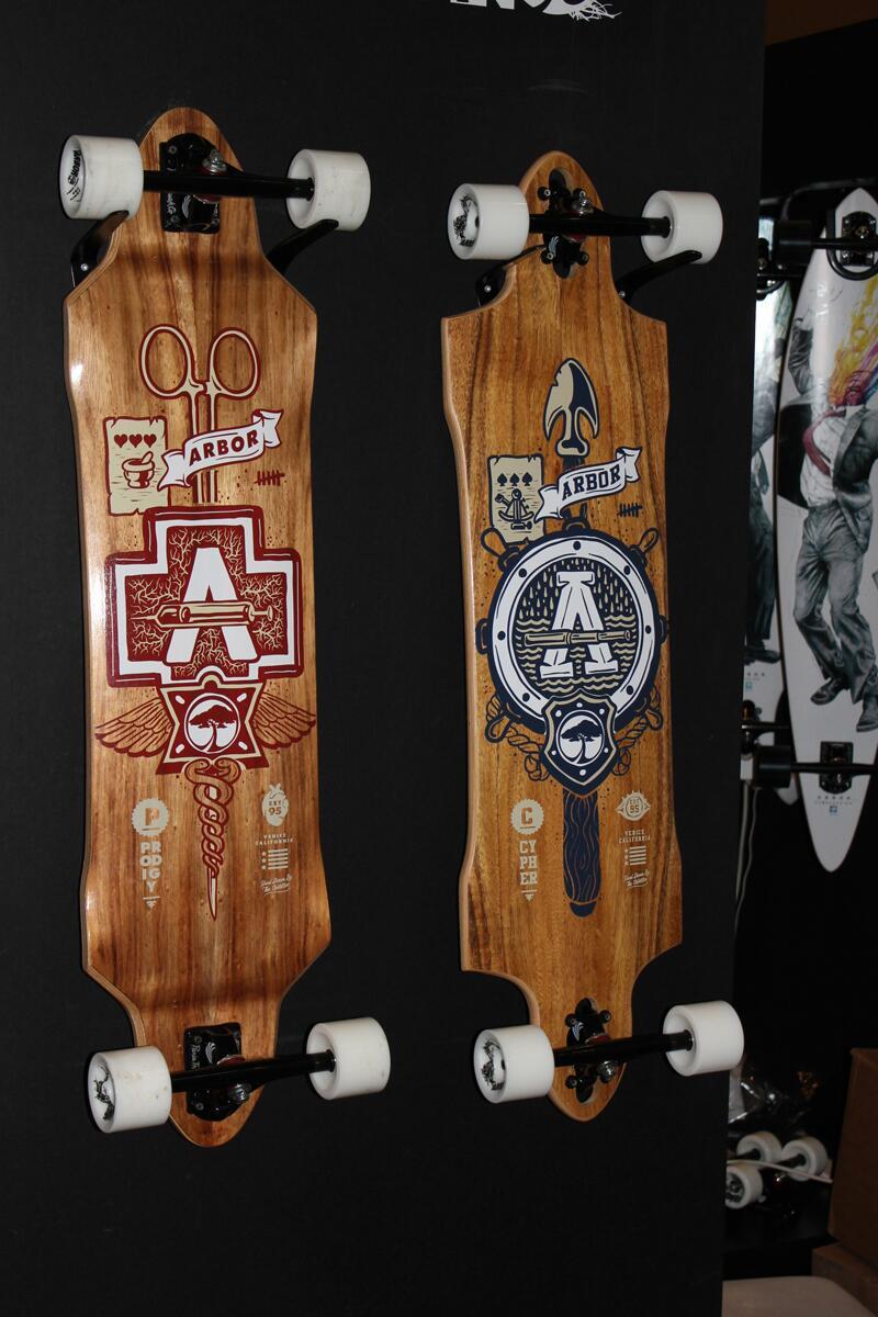 Bild zu Skateboards sind immer angesagt