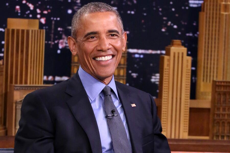 Bild zu Barack Obama weiß, wie er Fans gewinnen kann
