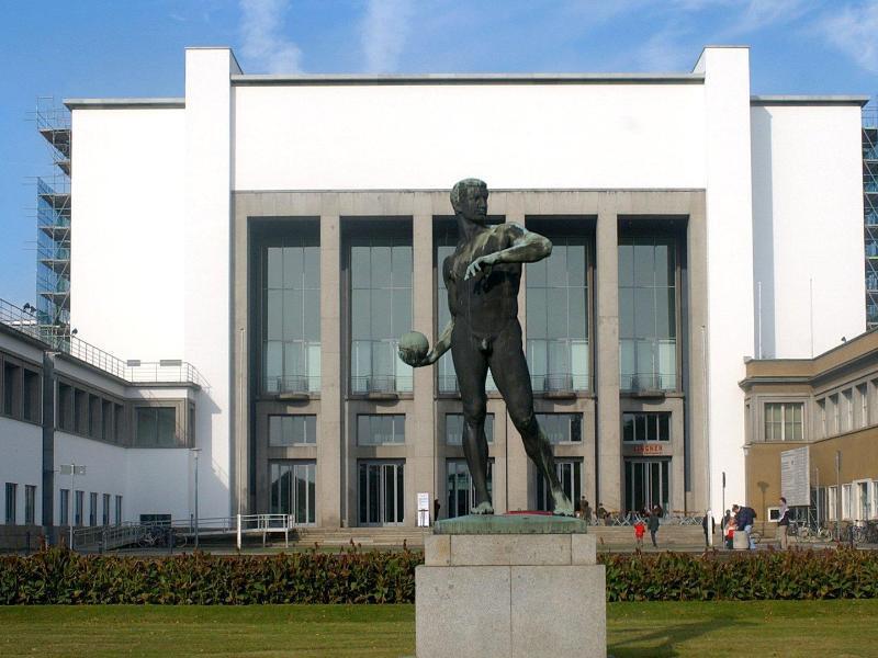 Bild zu Deutsches Hygiene-Museum