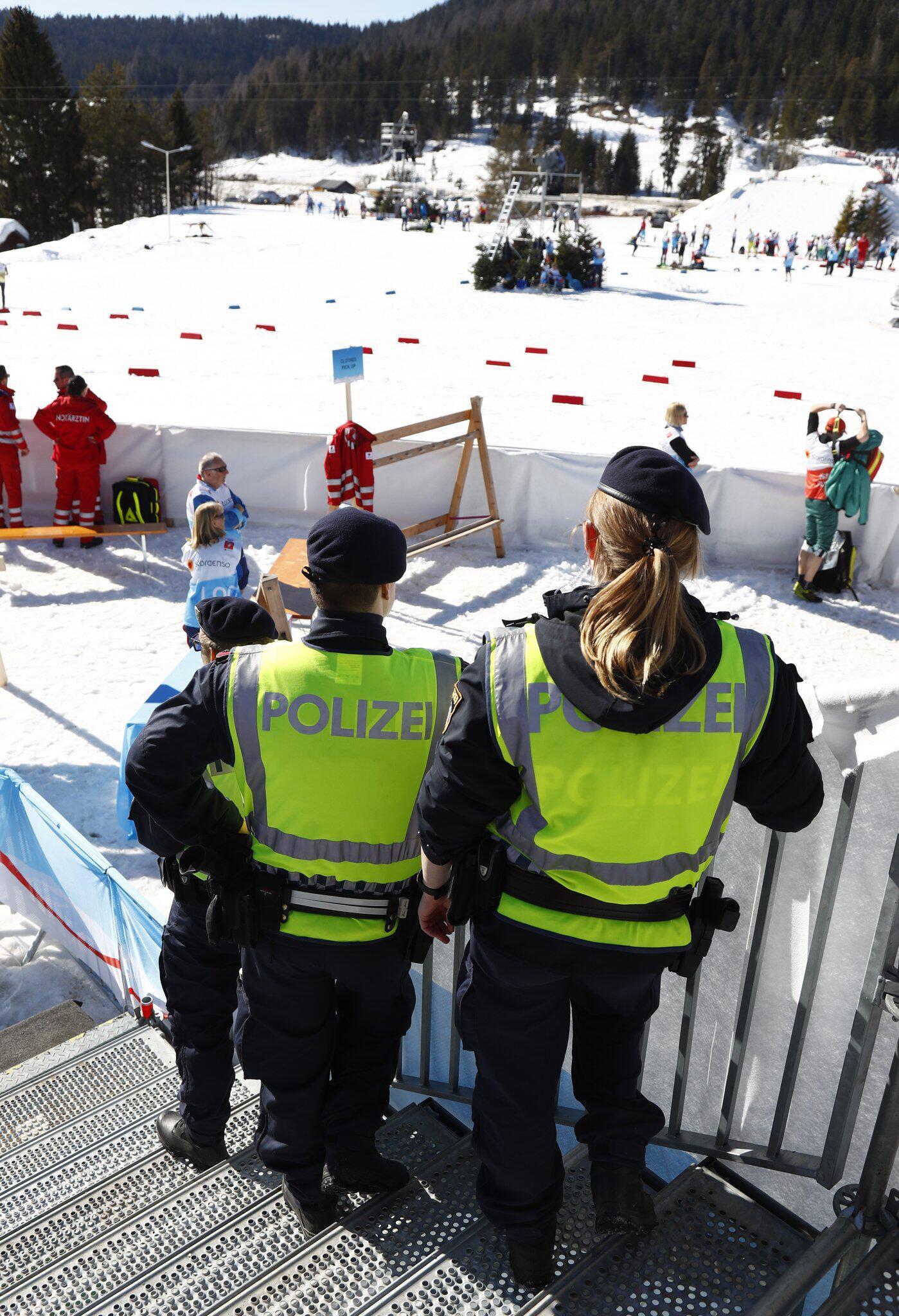 Bild zu Nordische Ski-WM Seefeld