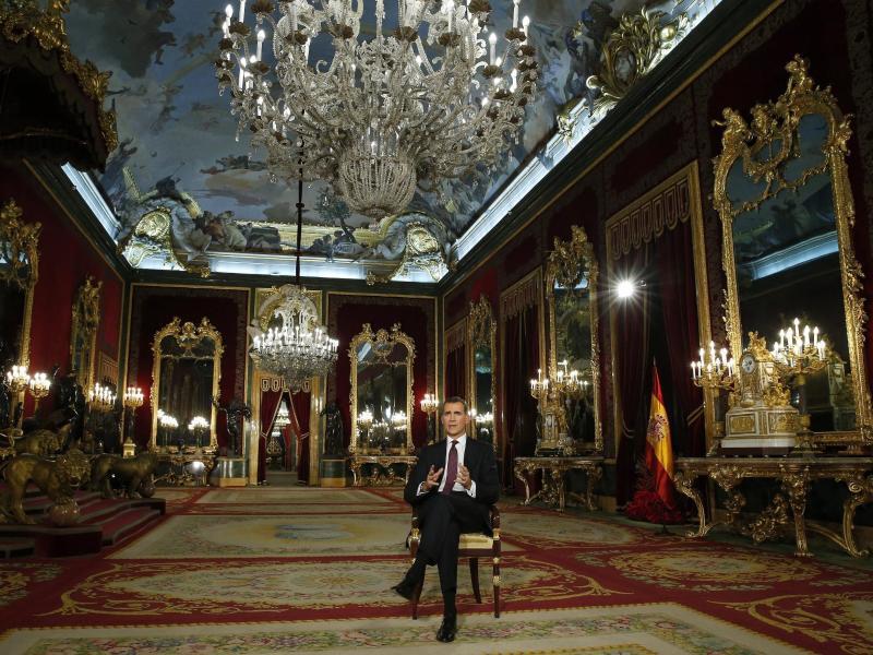 Bild zu König Felipe