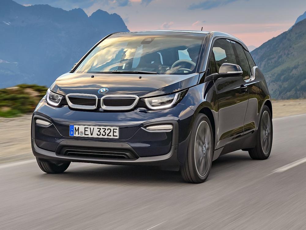 Bild zu Platz 2: BMW i3