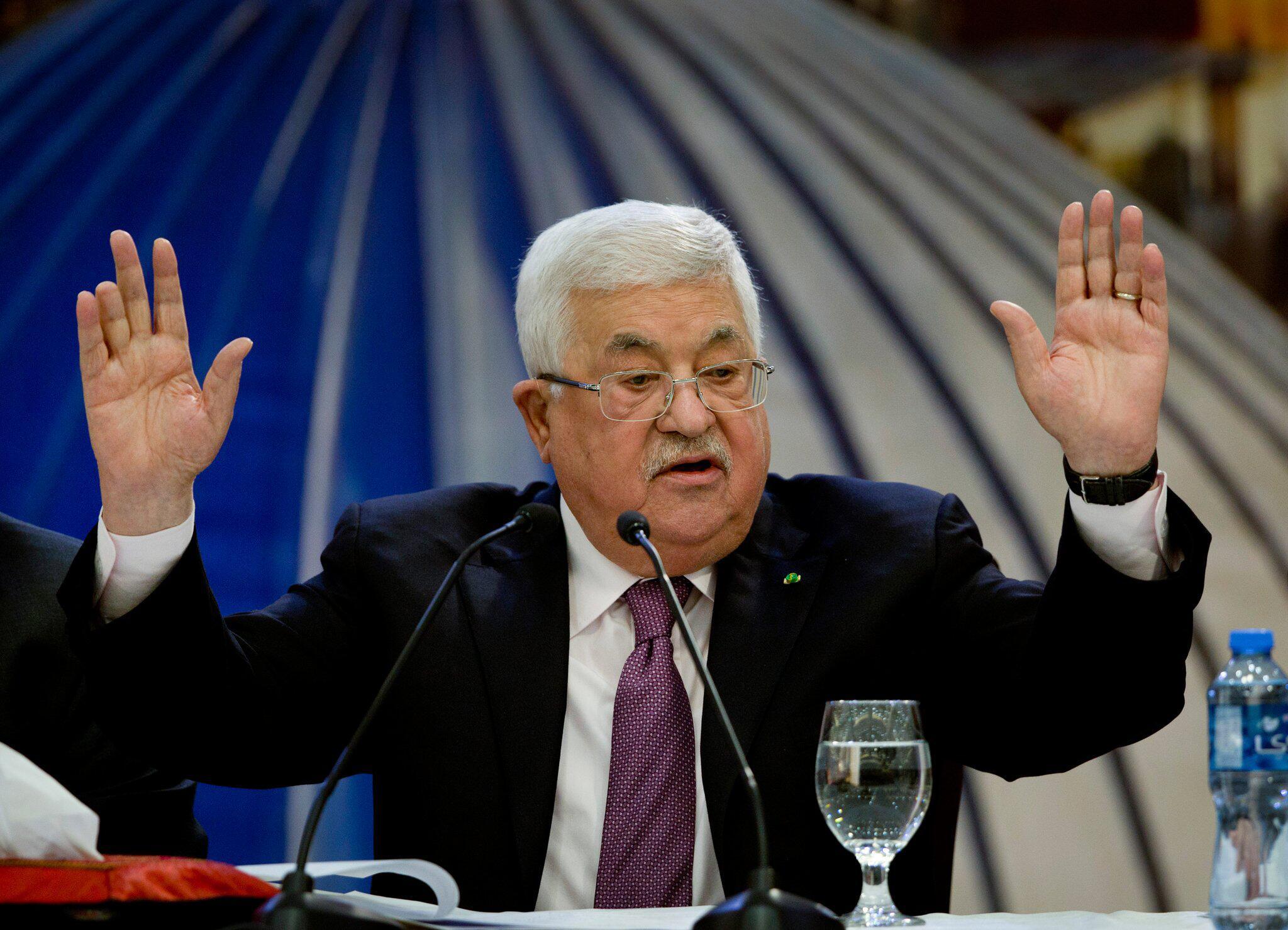 Bild zu Nahost-Plan von Trump - Abbas