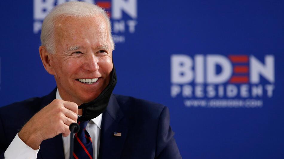 Präsidentschaftswahlen in den USA - Biden