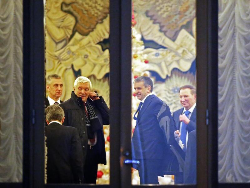 Bild zu Friedensgespräche
