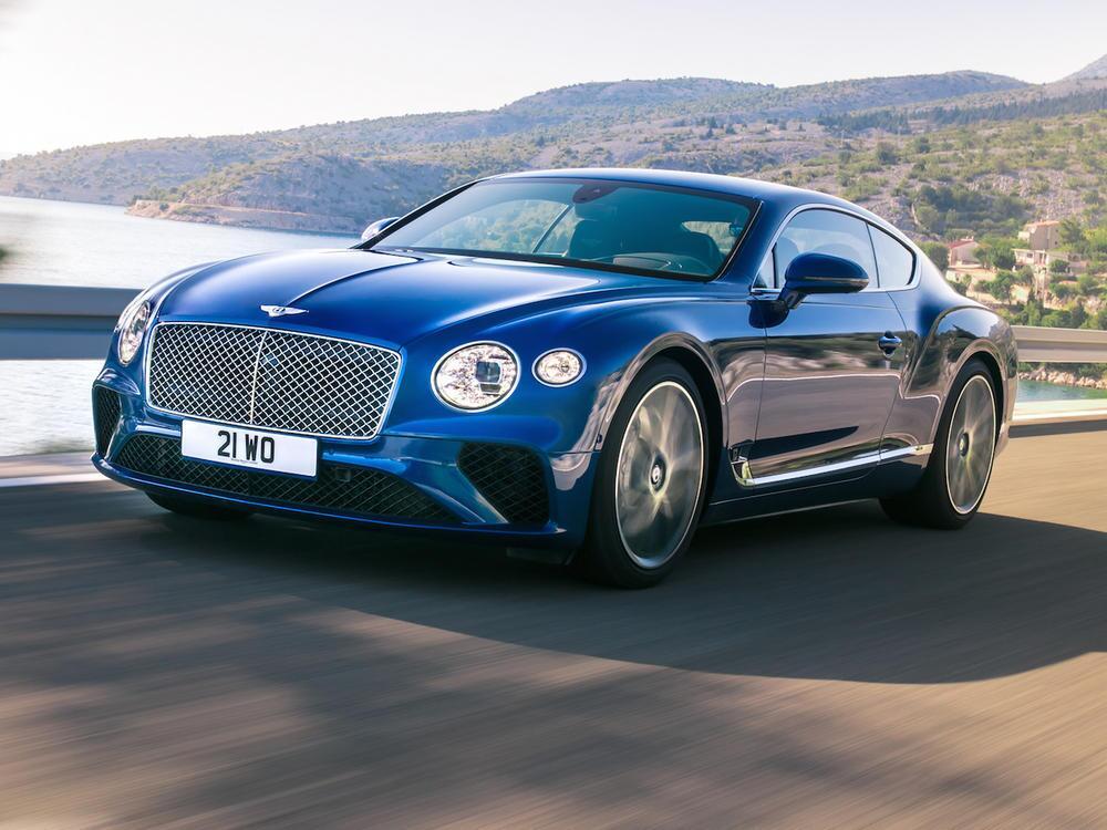 Bild zu Bentley Continental GT: So edel ist die Neuauflage des Luxuscoupés