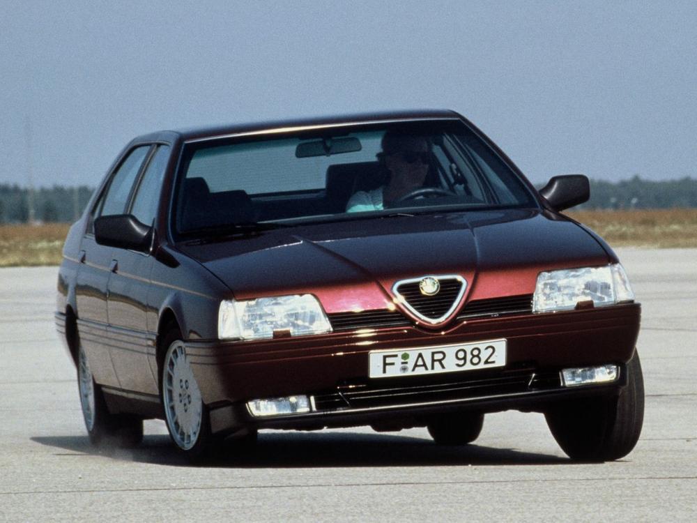 Bild zu Alfa Romeo 164
