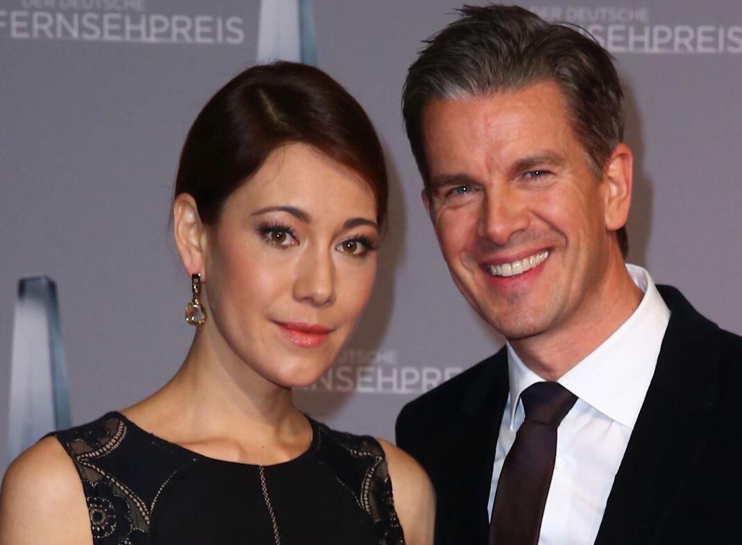 Bild zu Freude bei Markus Lanz und seiner Angela