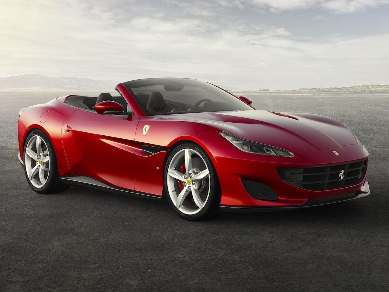 Bild zu Ferrari Portofino