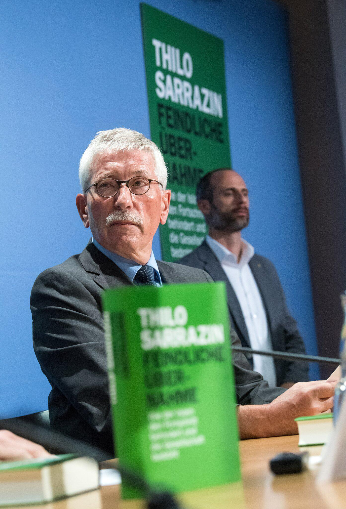 Bild zu Former Berlin Senator for Finance presents new book in Berlin