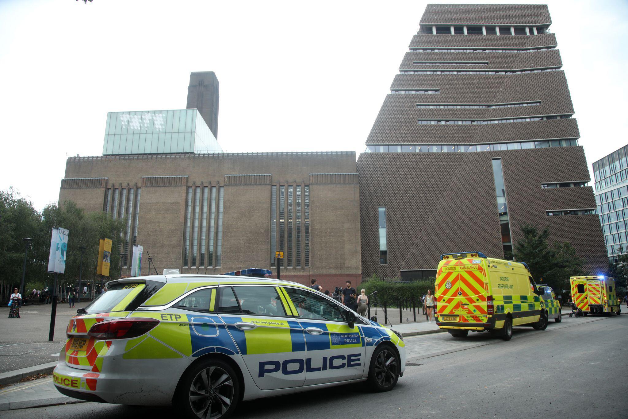 Bild zu Tate Modern in London