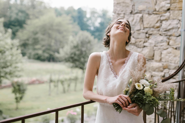 Bild zu Hochzeit, Kleid
