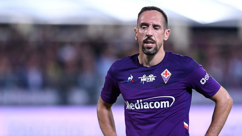 Ex-Bayern-Spieler Franck Ribery