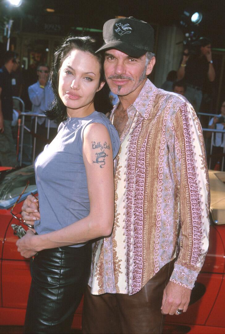 Bild zu Angelina Jolie, Freund, Billy Bob Thornton