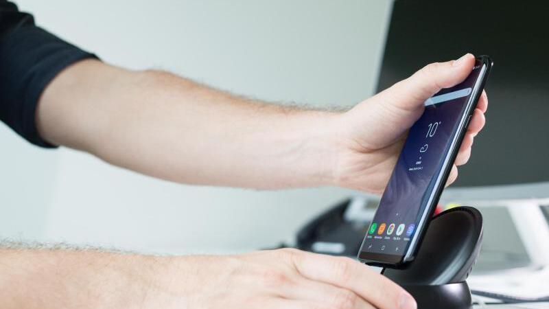 Samsung wird aus dem Dock genommen