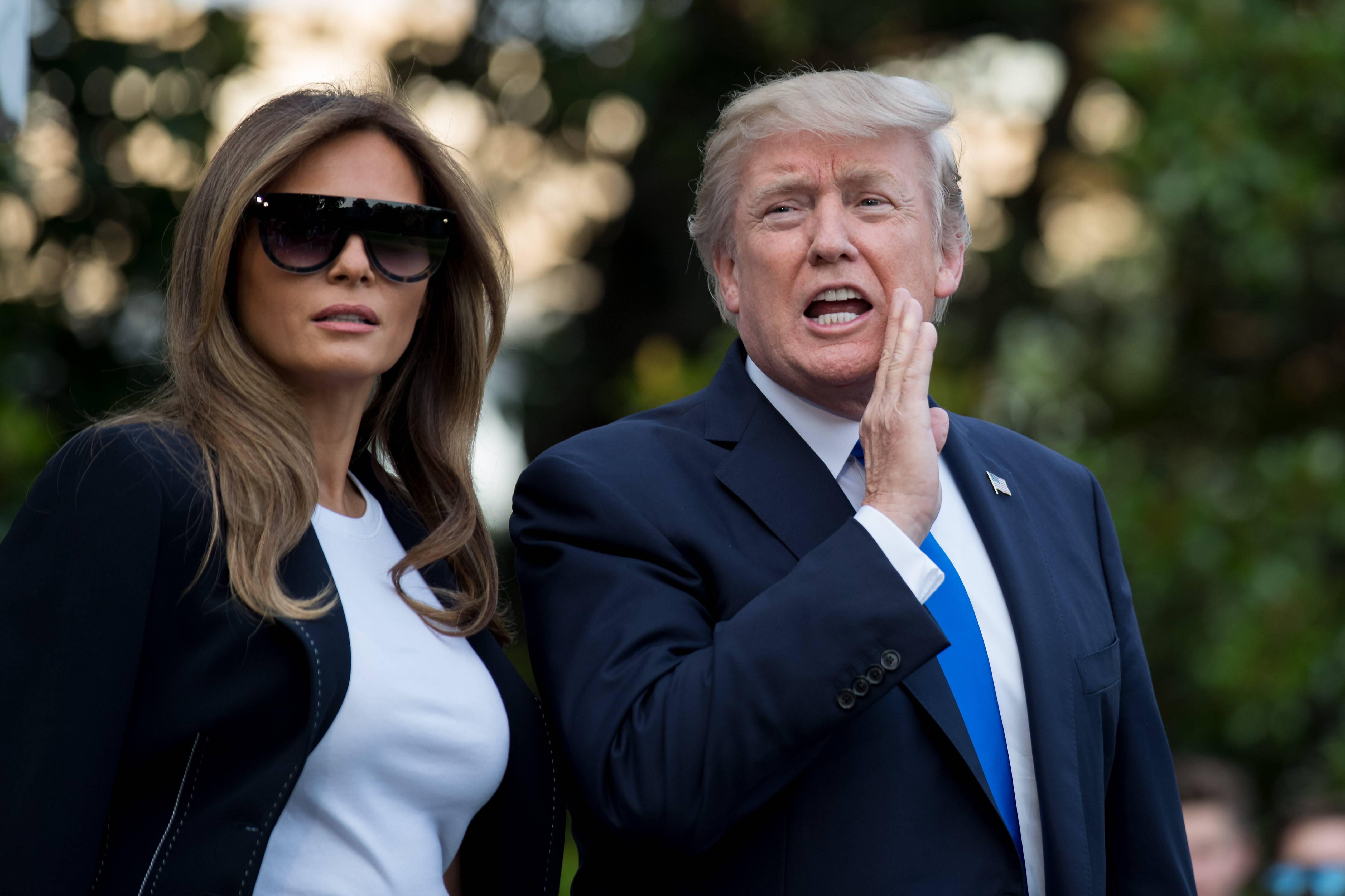 Bild zu Donald Trumps dümmste Sprüche über Frauen