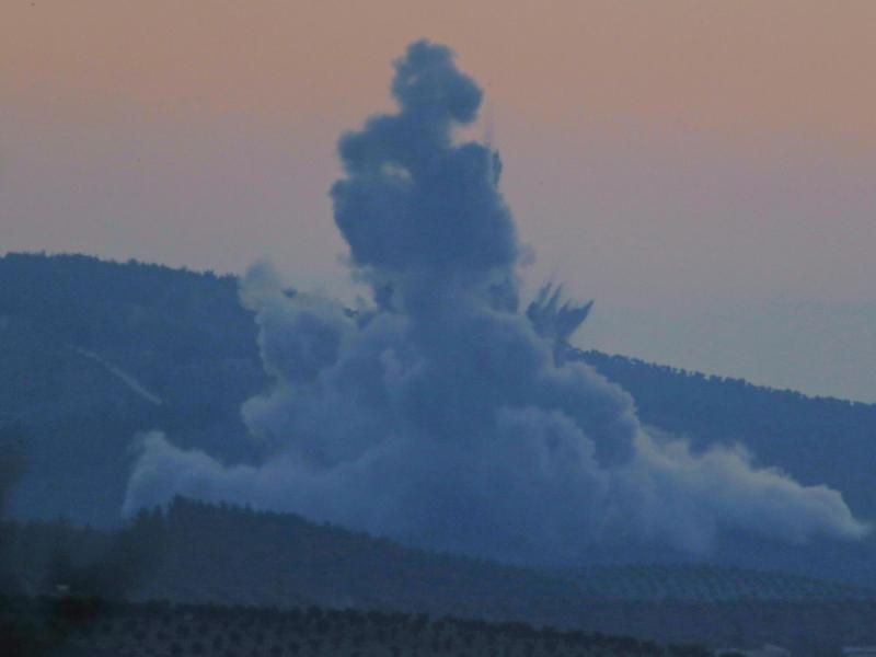Bild zu Türkische Offensive in Nordsyrien