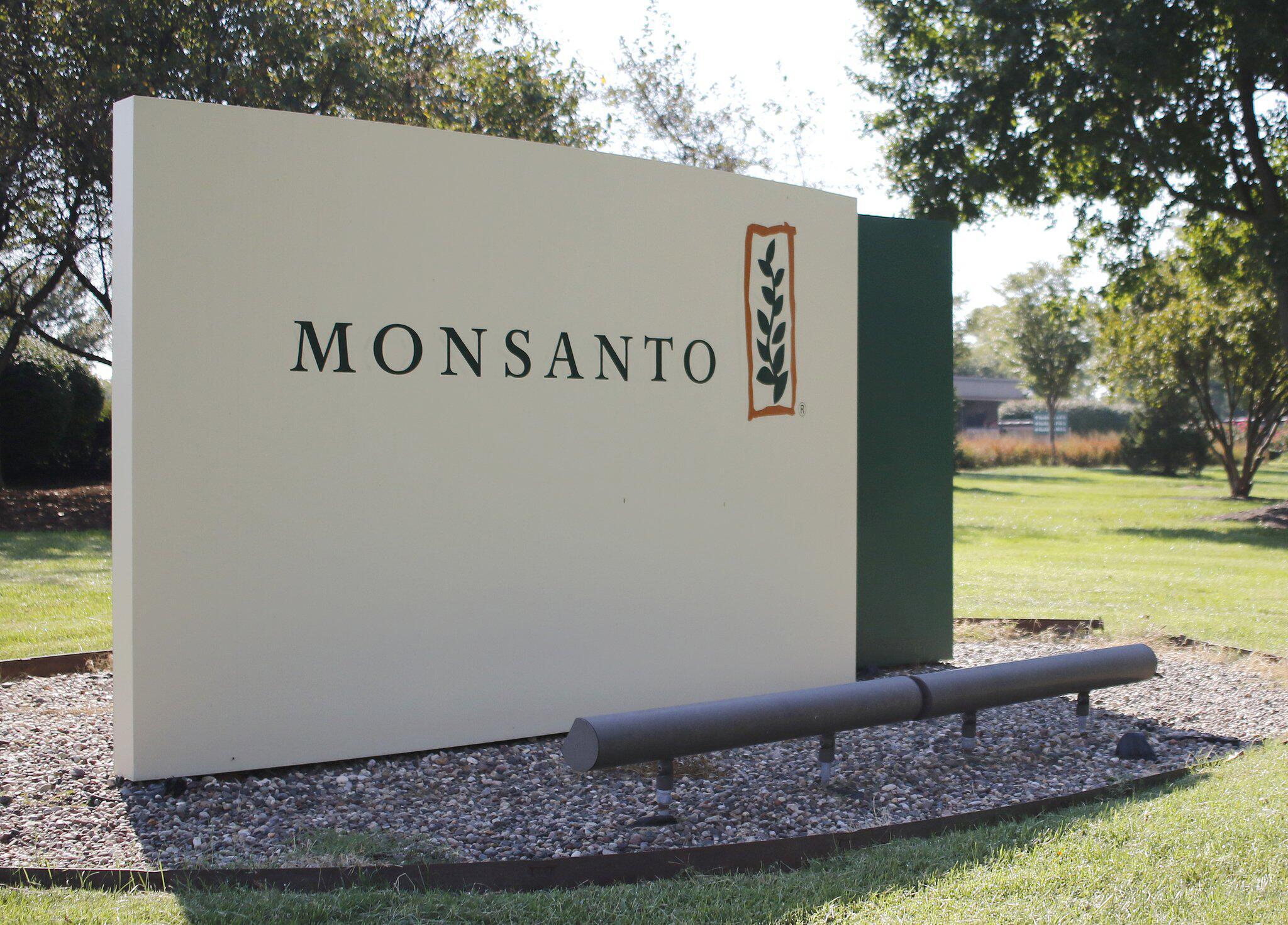 Bild zu Monsanto