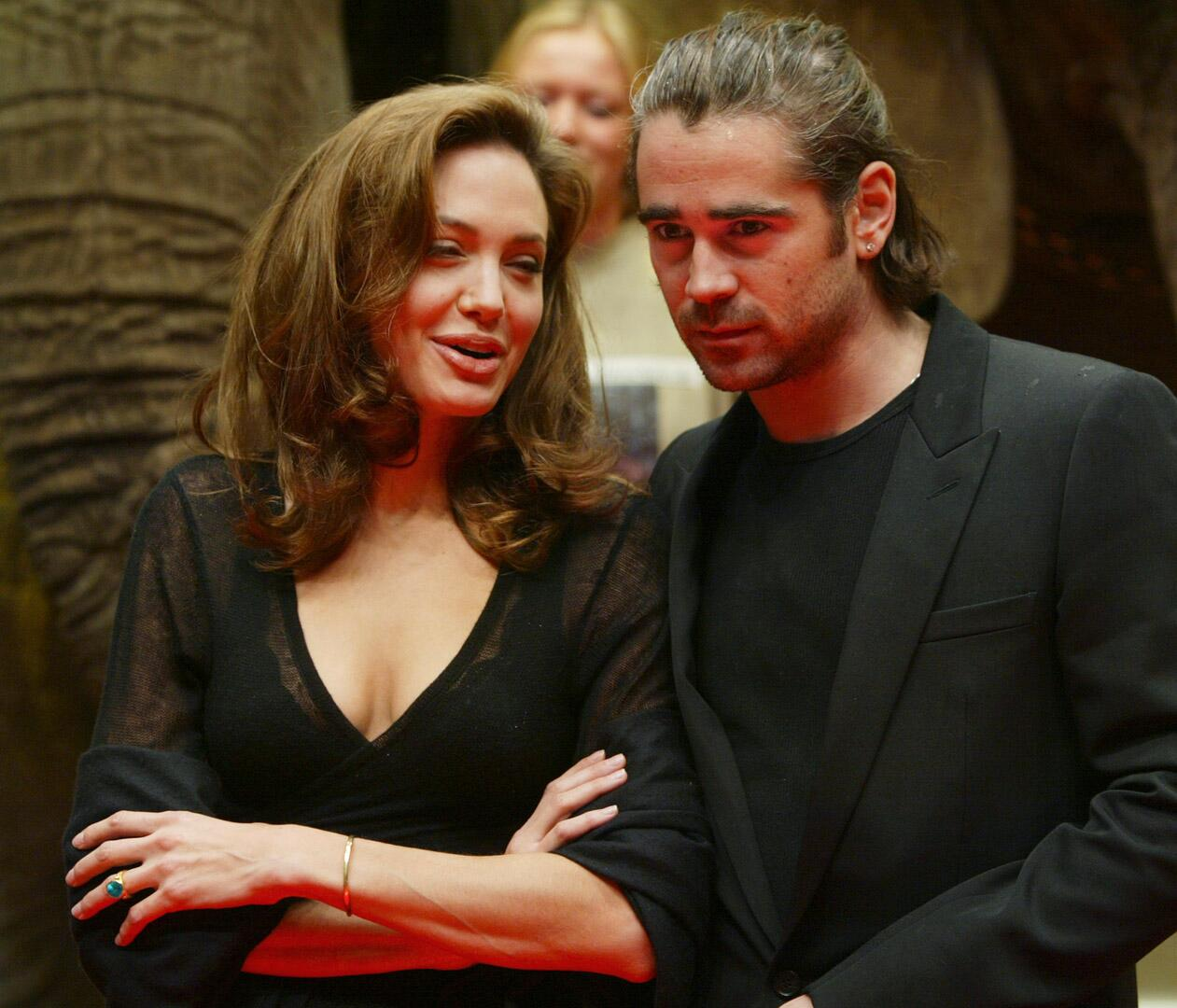 Bild zu Angelina Jolie, Freund, Colin Farrell