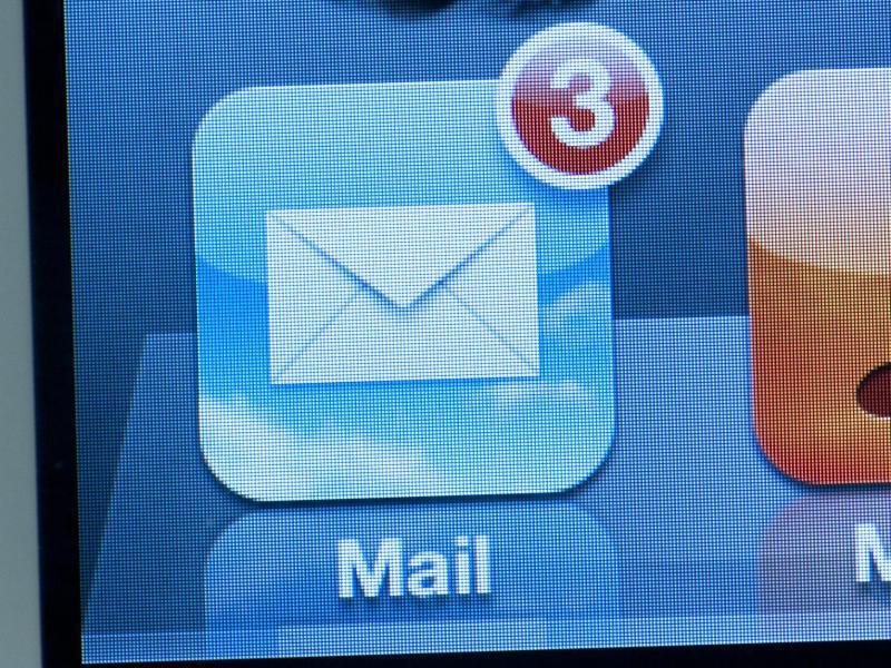 Bild zu E-Mail-Konto