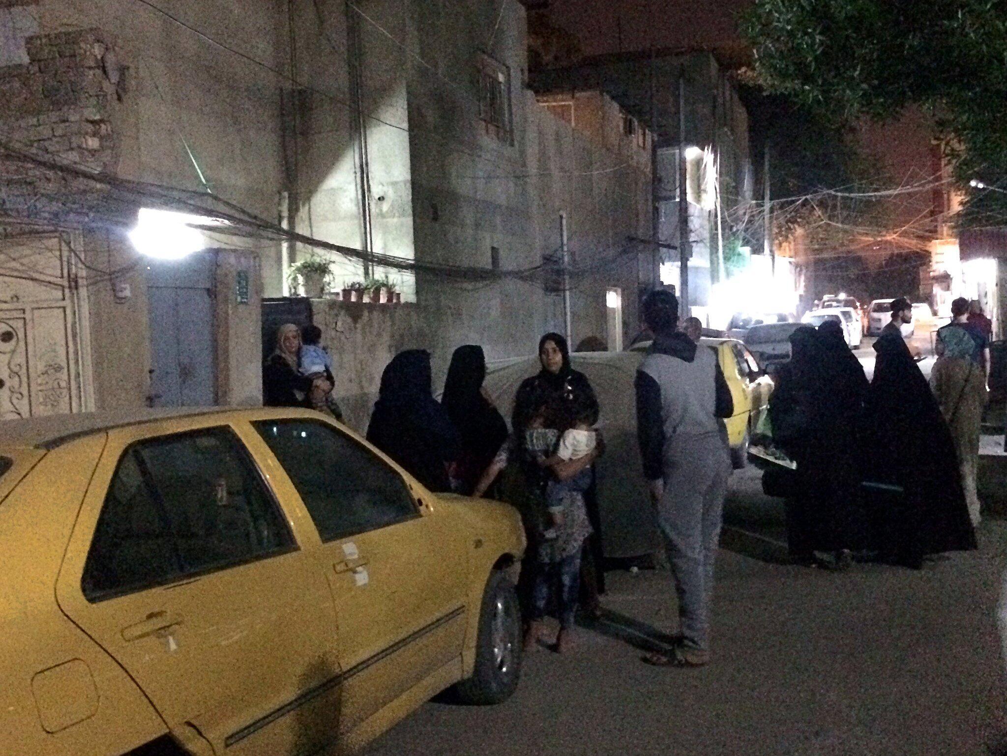 Bild zu Erdbeben in Bagdad