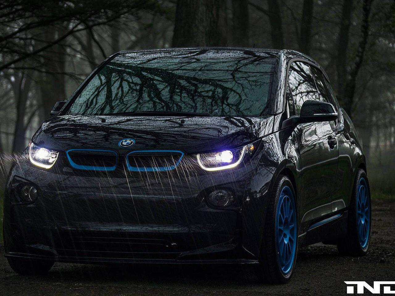 Bild zu BMW i3 iND Distribution