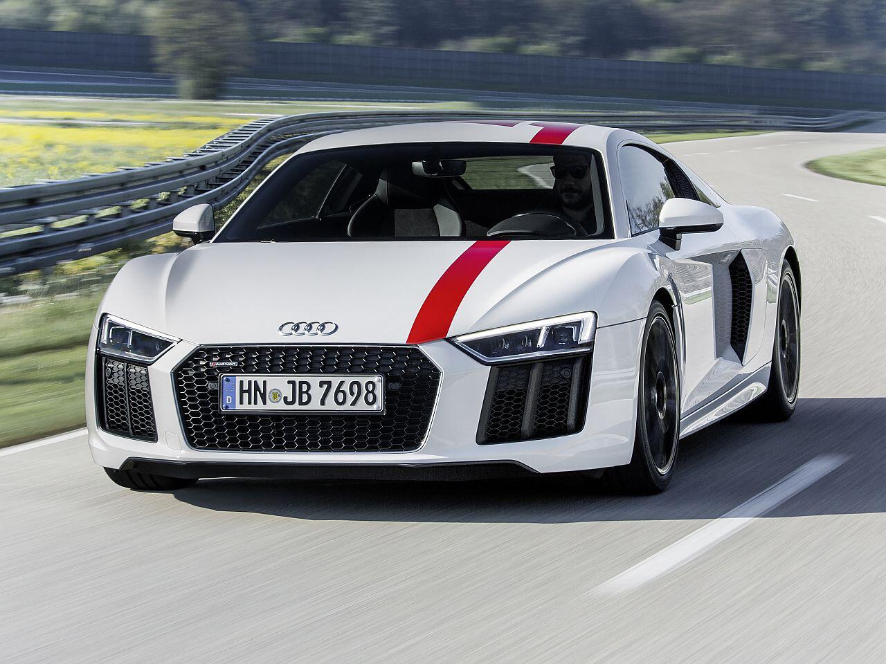 Bild zu Audi R8 V10