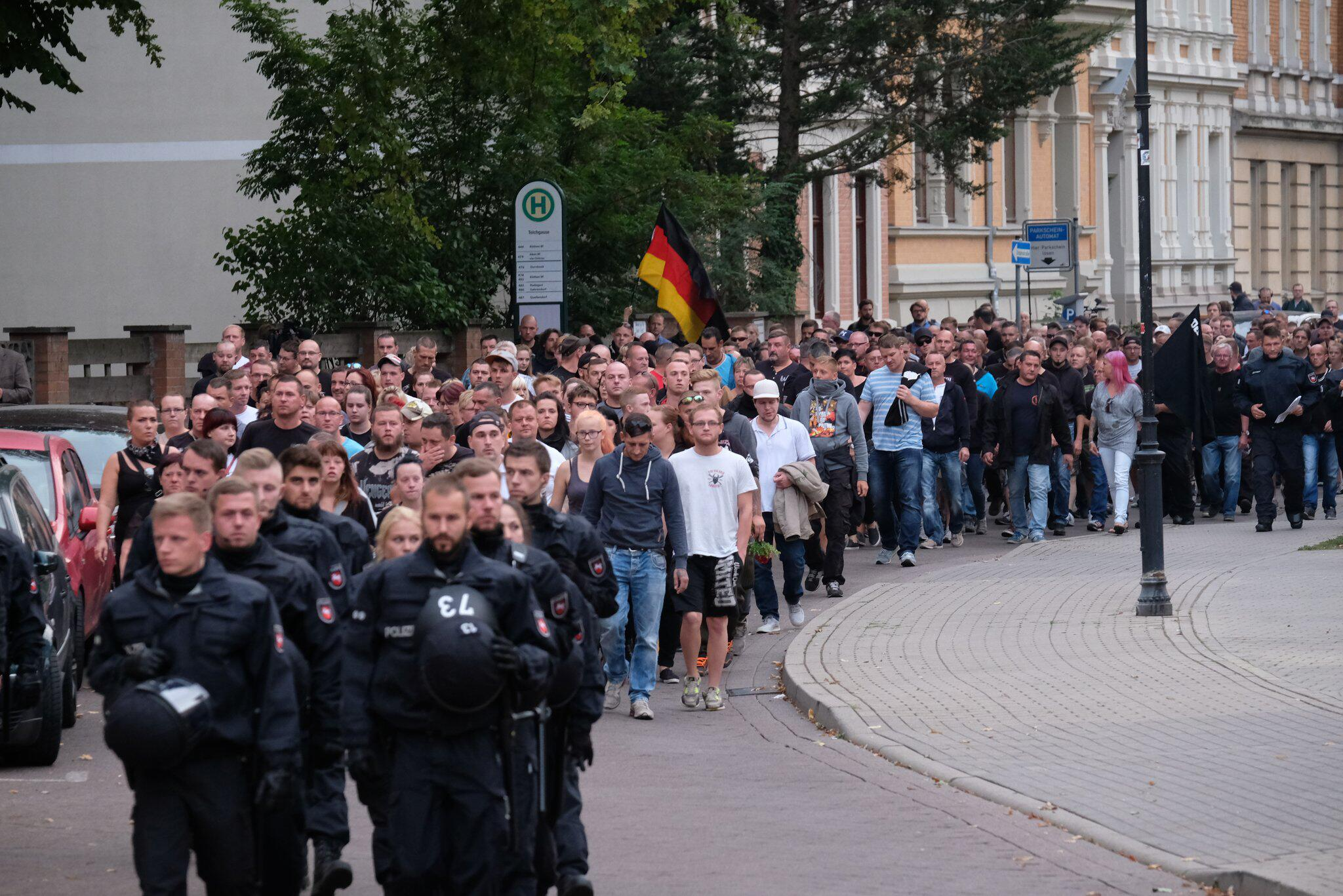 Bild zu Deadly quarrel in Koethen