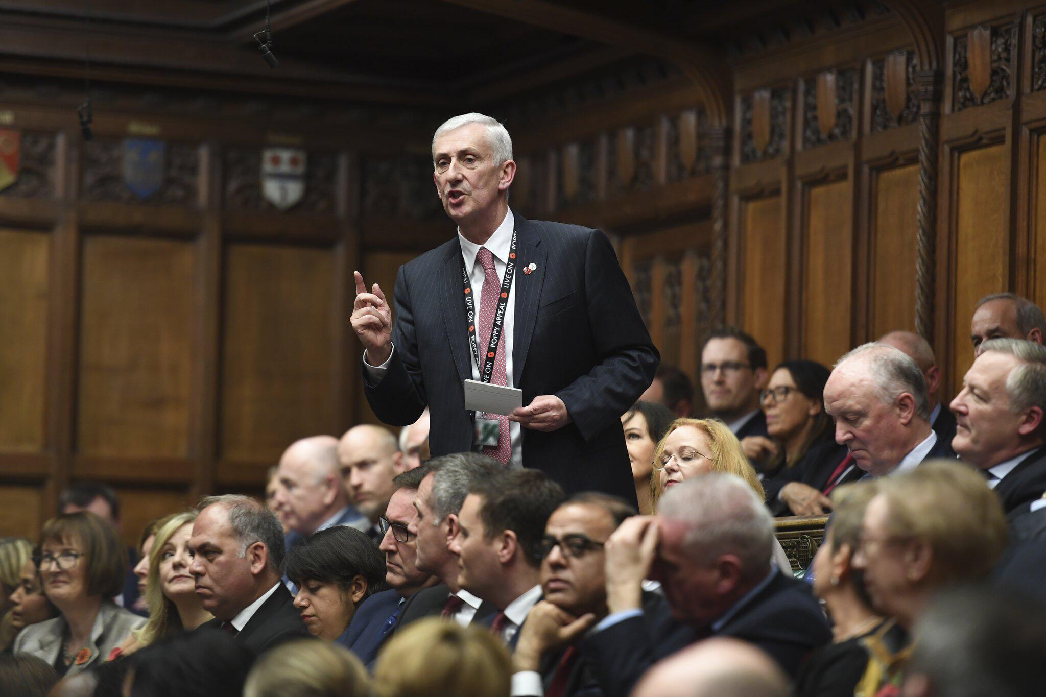 Bild zu Britisches Unterhaus wählt neuen Präsidenten