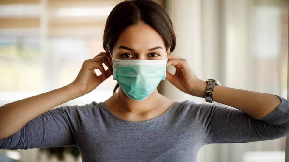 Maske, Winter, Mund-Nasen-Schutz, FAQ