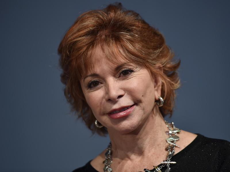 Bild zu Isabel Allende