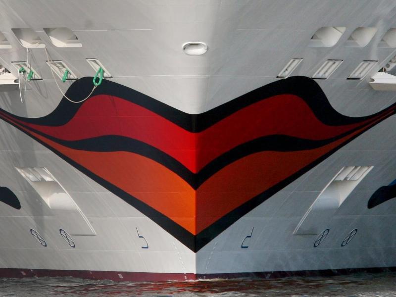 Bild zu Aida Kreuzfahrtschiff