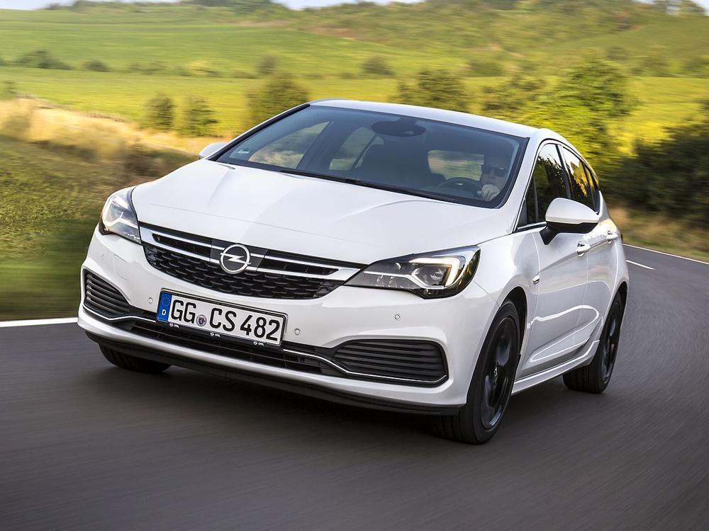 Bild zu Opel Astra