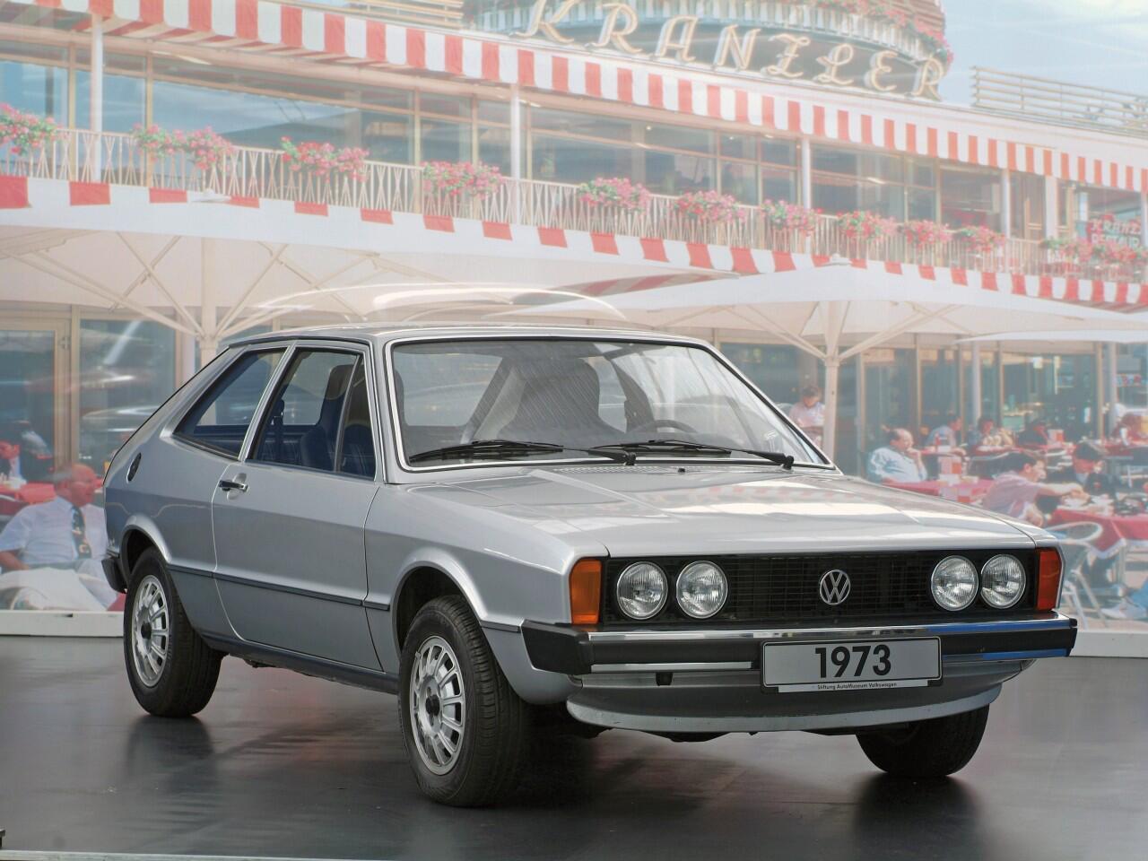 Bild zu VW Scirocco ab 1974