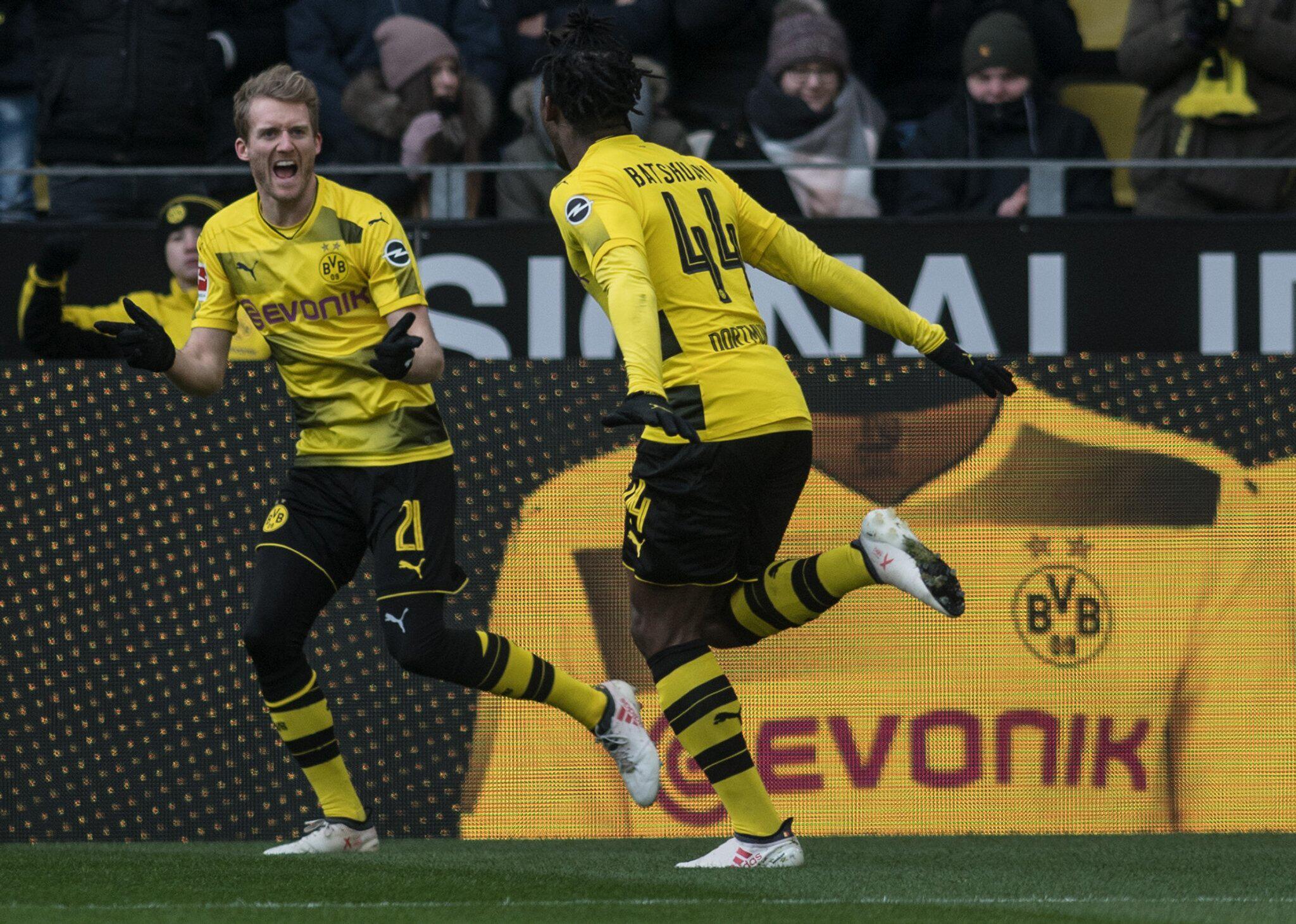 Bild zu Borussia Dortmund, Hannover 96