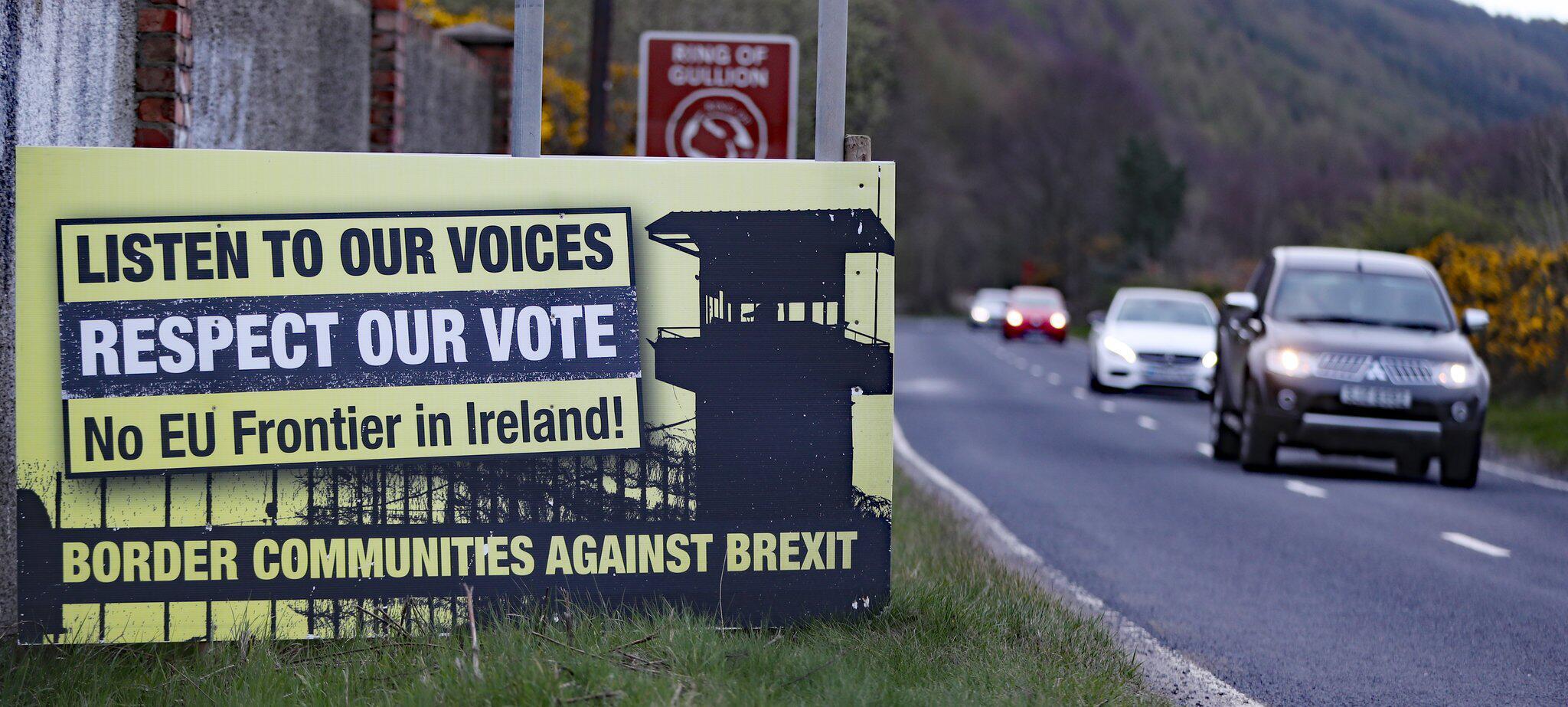 Bild zu Brexit, Backstop