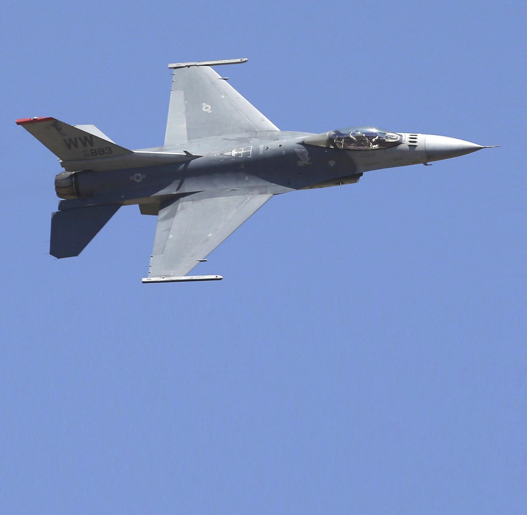 Bild zu USA will F-16 Kampfjets an Taiwan verkaufen