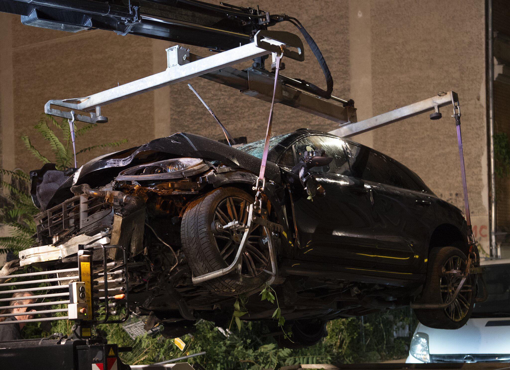 Bild zu Schwerer Unfall mit vier Toten in Berlin