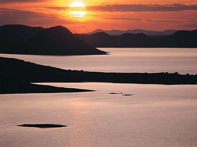Bild zu Gariep Dam