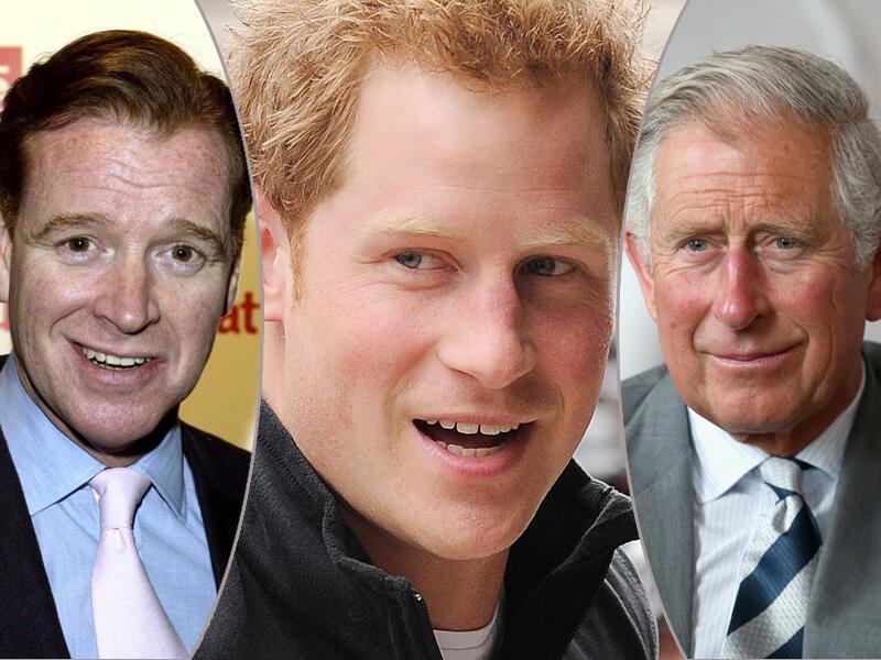 Bild zu Prinz Harry und seine königlichen Gene