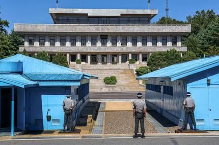 Nordkoreas strenge Diktatur
