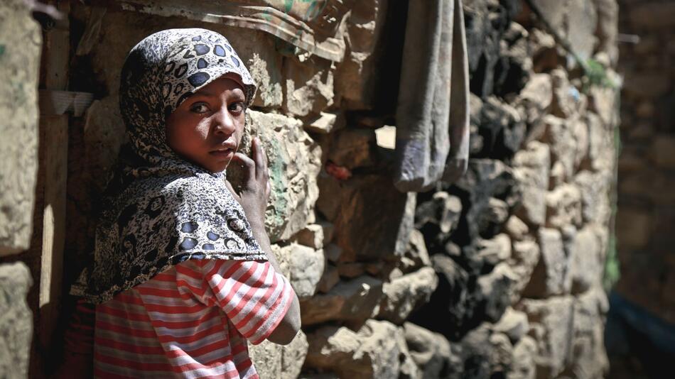 Jemen, UNICEF, United Internet for UNICEF